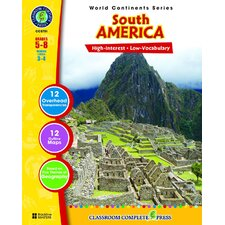 World Continents Series South
