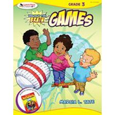 Engage The Brain Games Gr 3