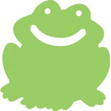 Calendar Cut-outs Frog 31/pk 3in