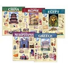 Ancient Civilization Chart Pack