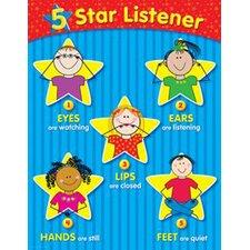 5-star Listener Small Chart