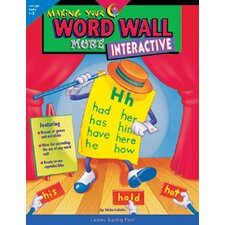 <strong>Creative Teaching Press</strong> Making Your Word Wall More Interact