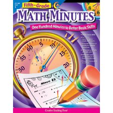 <strong>Creative Teaching Press</strong> Fifth-gr Math Minutes