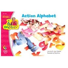 Action Alphabet Sing Along/read