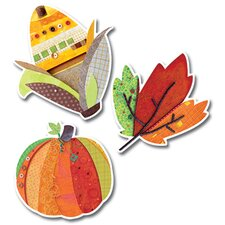 Autumn Harvest Mini Cut Outs