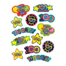 Stickers 100th Day Products