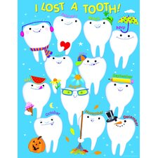 I Lost A Tooth Chart