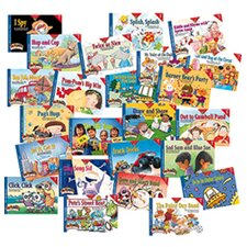 <strong>Creative Teaching Press</strong> Dr Maggies Phonics 24 Books