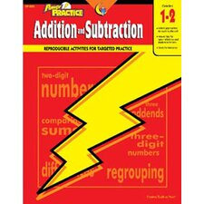 Addition & Subtraction 1-2 Math
