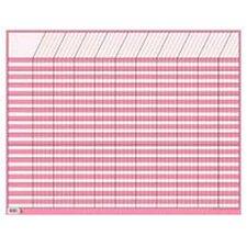 Lg Pink Horiz Inctv Chart