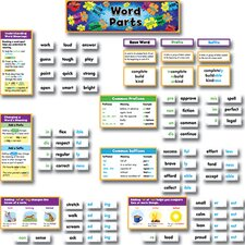 Word Parts Mini Bb Set