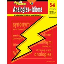 Analogies & Idioms 5-6 Language