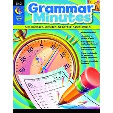 Grammar Minutes Gr 2