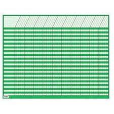 Lg Green Horiz Inctv Chart