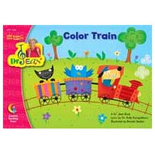 Color Train Sing Along/read Along