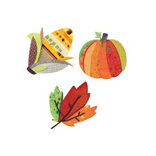 Autumn Harvest Cut Outs