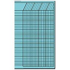 Chart Incentive Small Bright Blue