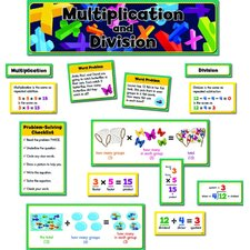 Multiplication And Division Mini