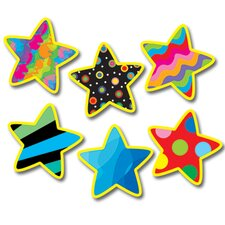 Poppin Patterns Stars Mini Cut Outs
