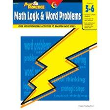 Math Logic & Word Problems Gr 5-6