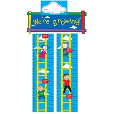 <strong>Creative Teaching Press</strong> Mini Bb Set Growth Chart