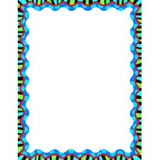 Stripes On Jumbo Dots Blank Chart