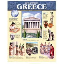 <strong>Creative Teaching Press</strong> Ancient Greece Chart