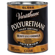 1 Quart Clear Gloss Low VOC Polyurethane 242174