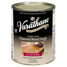 <strong>Varathane</strong> Classic Clear Diamond® Wood for Floors Gloss