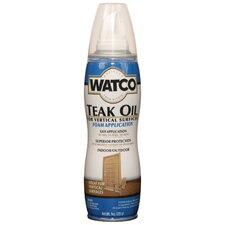 9 oz Teak Oil Foam Spray