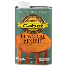 1 Quart Tung Oil Finish