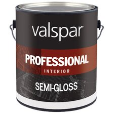 1 Gallon Medium Base Interior Professional Series Paint Semi Gloss