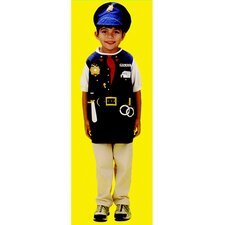 <strong>Dexter Educational Toys</strong> Costumes Police Officer