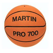 <strong>Dick Martin Sports</strong> Basketball Official Orange Rubber