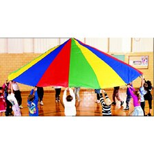 6' Diameter Parachute  with 8 Handles