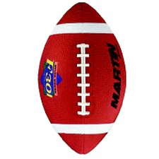 Football Junior Brown Rubber Nylon
