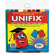 Unifix Cubes 100 Asst Colors