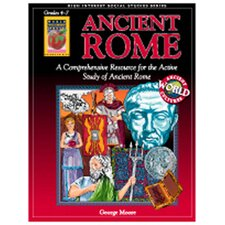 Book Ancient Rome Gr 4-7