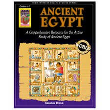 Book Ancient Egypt Gr 4-7