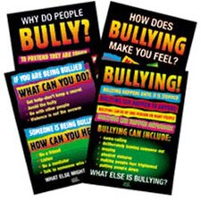Bullying Poster (Set of 4)