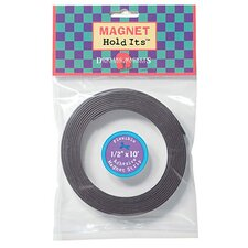 Magnet Hold Its 1/2 X 10 Roll w/