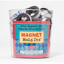 <strong>Dowling Magnets</strong> Bucket Of 48 Rolls 1/2 X 30 strip