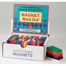 <strong>Dowling Magnets</strong> Block Magnet Display 40 Pcs