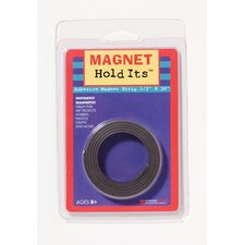 <strong>Dowling Magnets</strong> 1/2 X 30 Roll Magnet Strip With