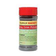 12 Oz Jar Iron Filings