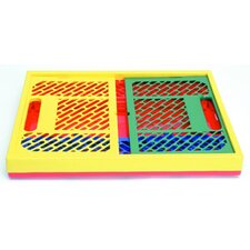 <strong>Early Learning Resources LLC</strong> Collapsible Crates Ventilated Sides