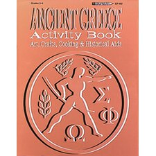 Activity Book Ancient Greece Gr 2-6