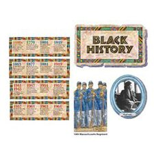 <strong>Edupress</strong> Black History Bulletin Board Set