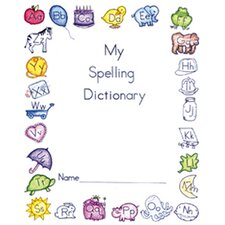 My Spelling Dictionary 25-pk
