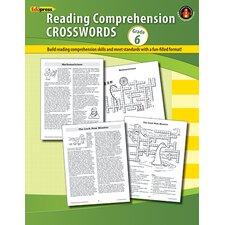 Comprehension Crosswords Book Gr 6